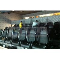 China Immersive 5D Movie Theater Motion Chairs With Full Set Equipment wholesale