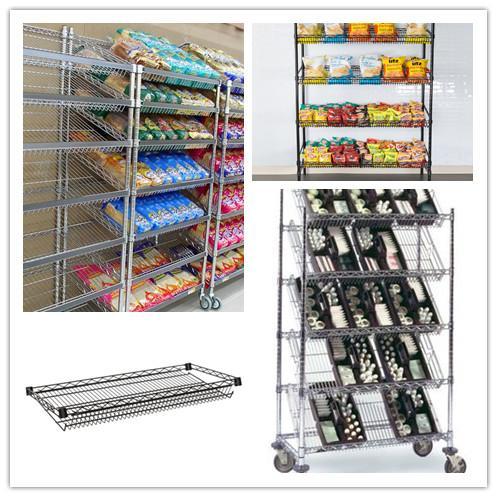 retail storage shelving