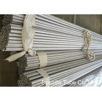 6.0X1.0 MM Seamless Stainless Steel Tube , Annealed Stainless Steel Tubing EN 10216 5 TC1