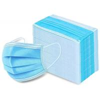China Easy Carrying Disposable Medical Mask , Disposable Non Woven Face Mask wholesale
