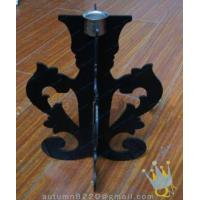 China CH (29) pillar Acrylic candle holders wholesale