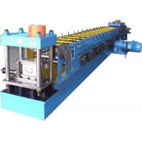 China Automatic Steel Roof Roll Forming Machine Z Channel With PLC Control System wholesale