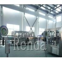 China High Efficiency Carbonated Drink Filling Machine Water/Gas/CO2 Washing Filling Capping for Sale wholesale