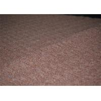 Quality Customized Colorful Tweed Wool Fabric For Women'S Coat / Upholstery Tweed Fabric for sale