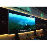 China HD Small Pixel Pitch LED Display Screen For Advertising , Totem Led Display SMD2121 wholesale