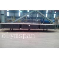 Wood Chemical AAC Industrial Autoclave Equipment 2.68 × 31m , 1.5Mpa Pressure