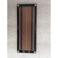 China OPS Black PCB Breadboard Prototyping Board Stable Electric Insulation Performance wholesale