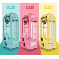 Buy cheap 110V/220V Toy Grabber Machine English / Chinese Version With 12 Months Warranty from wholesalers
