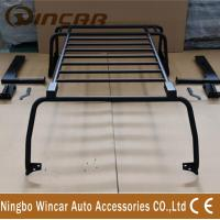 China Steel Material Roof Rack Storage , Top Car Roof Luggage Rack For Jeep M9 wholesale