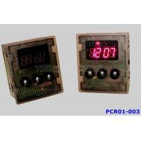 Buy cheap 50 / 60 HZ Electric Oven Timer , Oven Spare Parts Manual Input With 3 Buttons from wholesalers