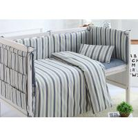 China Cuddle Bed Reducer Baby Crib Bedding Sets Durable Design 100% Cotton wholesale