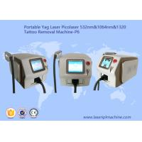 Quality Picosecond Laser Tattoo Removal Equipment / Commercial Tattoo Removal Device for sale