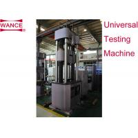 China Stepless Loading Tensile Test Apparatus , Metal Material Strength Testing Machine on sale