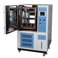 China LCD Constant Temperature Humidity Test Chamber / Environmental Testing Equipment wholesale