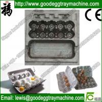 China Thermoforming egg tray mould on sale