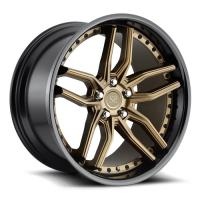 China 20 21 22 inch forged 2 pc offroad alloy wheel 5*130,5*114.3 wholesale