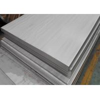 Quality 2B / BA / No.4 Finish Stainless Steel Sheets , 0.3 - 6mm Bright Annealed Stainless Steel Sheet for sale