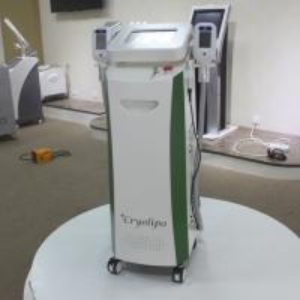 China 2 handles working simultaneously cryolipolysis machine NBW-C122 wholesale