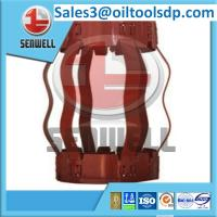 Buy cheap API standard non-welded bow spring centralizer from wholesalers