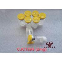 China Muscle Enhance Growth Protein Peptide Hormones White Powder CJC 1295 Without Dac 2mg / Vial CAS 863288-34-0 wholesale