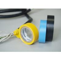 China Yellow PVC Electrical Tape Achem Wonder With ISO SGS And ROHS Approved wholesale