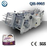 China China Best Quality QH-9905 Automatic Burger Box Making Machine wholesale