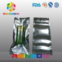 China Customized Printing Anti Statics Lined Foil Bag , Electronic Parts Packaging Bag wholesale