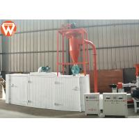 China Stainless Steel Floating Feed Drying Machine Fast Speed 3200*1100*1550mm wholesale
