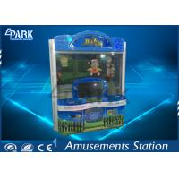 China Happy Farm Gift Game Kids Coin Operated Game Machine Toys Vending Machine on sale