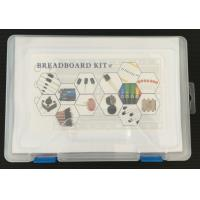 China Random Colour Electronic Kit 830 Point Solderless Bread Board For DIY Circuit wholesale