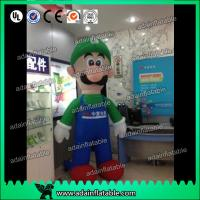 China Event Decoration Inflatable Mascot Custom Inflatable Mario wholesale