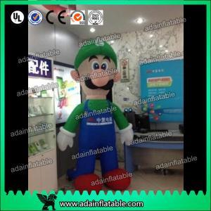 China Event Decoration Inflatable Mascot Custom Inflatable Mario wholesale