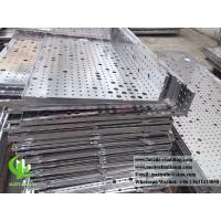 China Custom Made Perforated Aluminum Sheet For Outdoor Facade Cladding wholesale