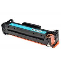 Quality Color Compatible Toner Cartridge CF540A Bulk Packaging For HP 203A 203XA for sale