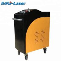 China Manual Cleaning Type Laser Rust Removal Machine CE FDA Certificate wholesale