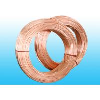 China Copper Coated Bundy Tube 8mm X 0.65 mm For Brake & Fuel System wholesale