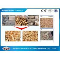 Quality Large Output Leaves Branches Disc Wood Chipper Machine with 4m Feed Conveyor for sale