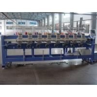 China Computerized Tubular Embroidery Machine , Automatic Embroidery Machine With 9 Neddle wholesale