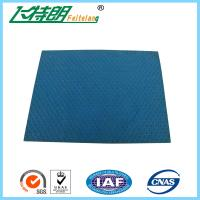 China IAAF Rubber Flooring Playground Surfaces Artificial Waterproof Synthetic on sale