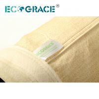 Buy cheap Asphalt Mixing Site Bag Filter  Nomex Filter Bags 500gsm High Temperature Filter Bag from wholesalers