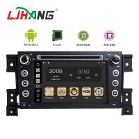 China MP3 MP4 USB SD GPS SUZUKI Car DVD Player Double Din Head Unit Support TPMS wholesale