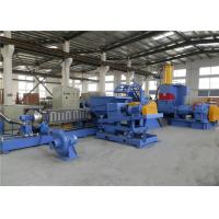 China PP PE Filler Masterbatch Rubber Dispersion Kneader Machine , Kneader Rubber Mixer  wholesale