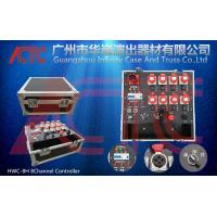 China Easy Operation Motor Chain Hoist Controller 8 Channel With Forward / Reverse on sale
