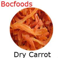 China The Latest Inventory for Sweet Dried Carrot In Slice /Carrot Stick 3mm*10mm  With Glucose wholesale