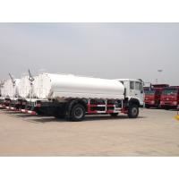 Buy cheap Howo Heavy Duty Dump Truck , Water Tanker Truck Capacity 12-20m3 from wholesalers