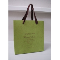 Buy cheap Eco-friendly kraftpaper bag with all material can be recycled & reused from wholesalers