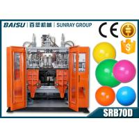China Plastic Products Making Machine LDPE Plastic Toy Ball / Ocean Ball Making Machine wholesale