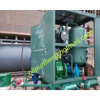 Buy cheap Double Stage Vacuum Transformer Oil Recycling Machine, Oil Processing Filter from wholesalers