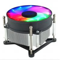 China Intel Quiet CPU Cooler For LGA 115X Series PC Case Computer Cooling Fan wholesale
