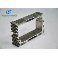 China Mill Finished 6063-T5 Aluminium Construsion Profile For Decoration Or Office wholesale